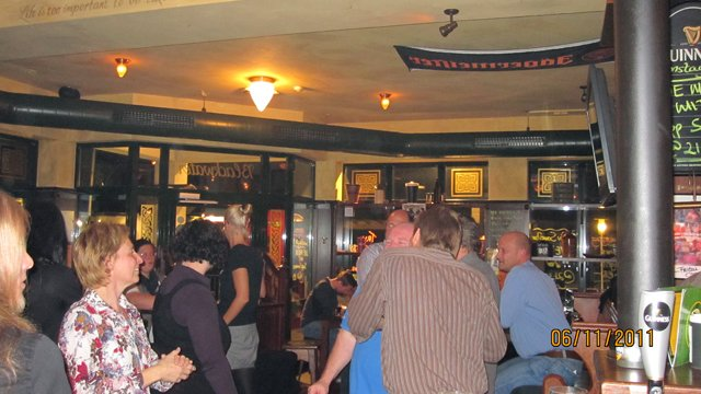 Parties in the Pub